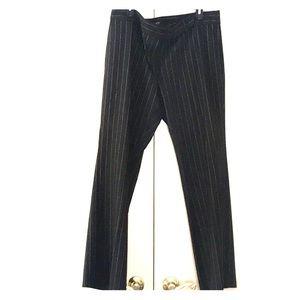 Stylish marisa trouser in pin stripe
